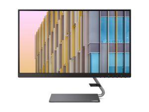 Lenovo Q24h-10 QHD 24-tommer skjerm med USB-C