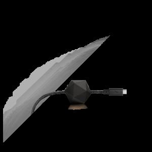 Native Union 2,4m USB-C Desk Cable Pro - Cosmos