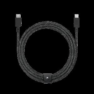 Native Union 3m USB-C til Lightning Belt ladekabel - Cosmos
