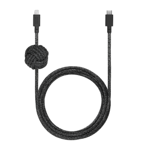 Native Union 3m USB-C til Lightning Night ladekabel - Cosmos