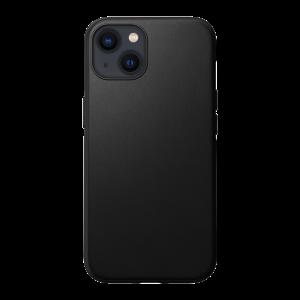 Nomad Modern Case MagSafe skinndeksel til iPhone 13 - Svart