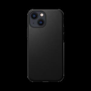 Nomad Modern Case MagSafe skinndeksel til iPhone 13 mini - Svart