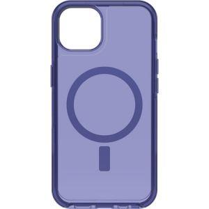 OtterBox Symmetry+ MagSafe deksel til iPhone 13 - Klar Blå