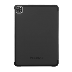 Pomologic BookCase etui til iPad Pro 12,9-tommer (4/5.gen.) - Svart