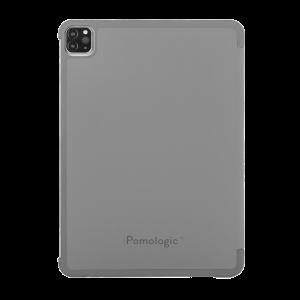 Pomologic BookCase etui til iPad Pro 12,9-tommer (4/5.gen.) - Grå