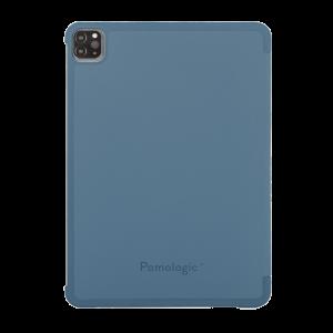 Pomologic BookCase etui til iPad Pro 12,9-tommer (4/5.gen.) - Blå