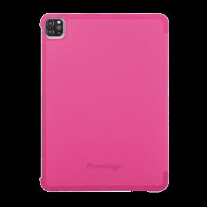 Pomologic BookCase etui til iPad Pro 12,9-tommer (4/5.gen.) - Rosa
