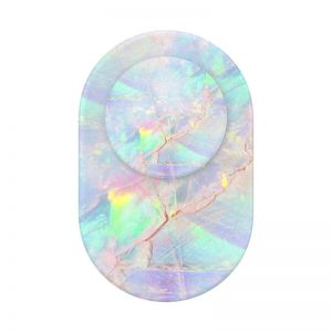 Popsockets PopGrip med MagSafe - Opal