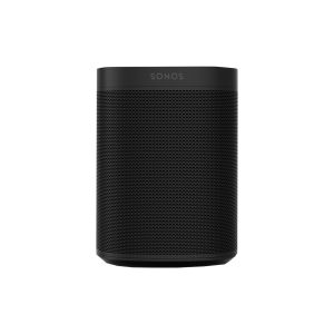 Sonos One smarthøyttaler - svart (Gen. 2)