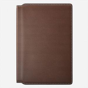 Nomad Modern Passport lommebok til pass - Brun