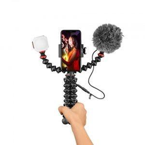 Joby GorillaPod Mobil Vlogging starter-sett