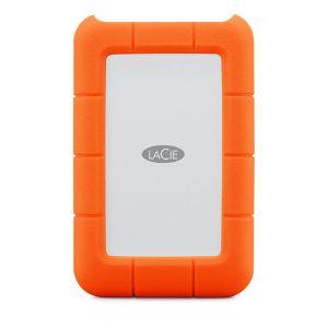 LaCie Rugged ekstern harddisk USB-C 2TB (HDD)