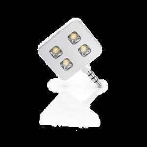 iBlazr iPhone LED Flash - hvit