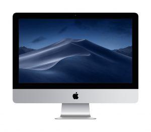 iMac 21.5-tommer 4K Retina 3,0GHz i5 med 1TB Fusion Drive (2019)