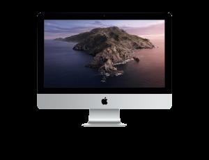 iMac 21.5-tommer med Retina 4K-skjerm 3,6GHz i3