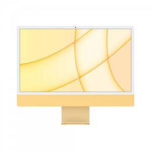 iMac 24-tommer M1 256GB 4-ports - Gul