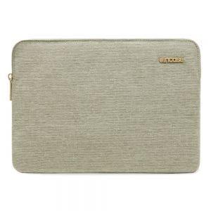 Incase MacBook 12-tommer slim etui i Ecoya-matriale - khaki
