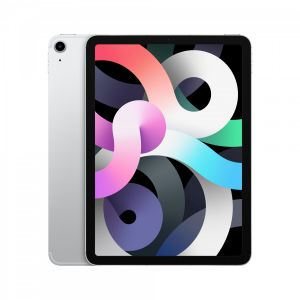 "iPad Air 10,9"" Wi-Fi + Cellular 64 GB - Sølv"