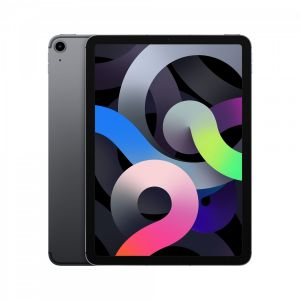"iPad Air 10,9"" Wi-Fi + Cellular 256 GB - Stellargrå"