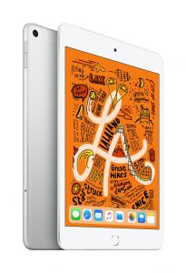 iPad mini Wi-Fi + Cellular 64 GB - sølv