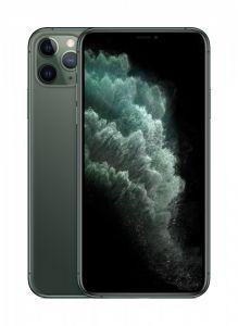 iPhone 11 Pro Max 256 GB - Midnattsgrønn