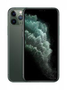 iPhone 11 Pro 256 GB - Midnattsgrønn