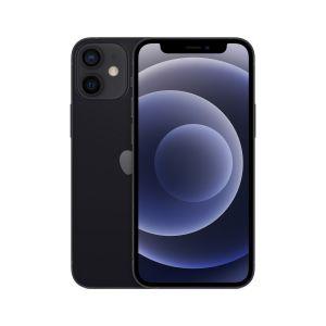 iPhone 12 mini 256GB - Svart