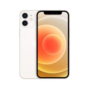 iPhone 12 mini 64GB - Hvit