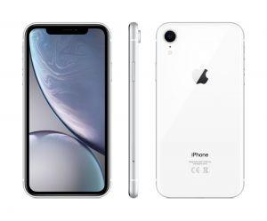 iPhone XR 128 GB - hvit