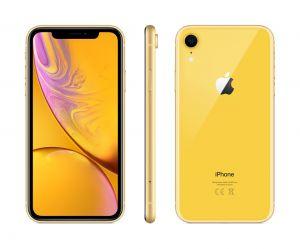 iPhone XR 128 GB - gul