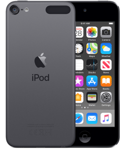 iPod touch 32GB - Stellargrå