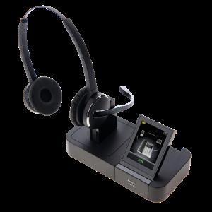 Jabra Pro 9465 Duo UC Bluetooth + USB