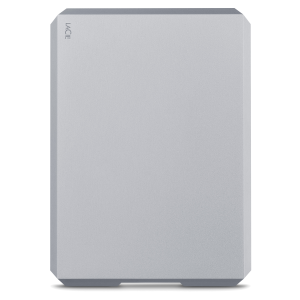 LaCie Mobile Drive USB-C bærbar harddisk i stellargrå - 2 TB