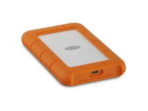 LaCie Rugged USB-C bærbar harddisk - 1 TB