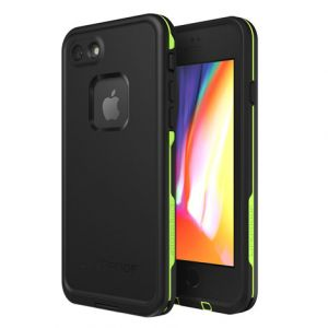 LifeProof FRĒ vanntett deksel for iPhone SE/8/7 - svart