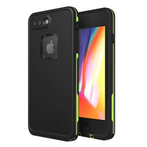 LifeProof FRĒ vanntett deksel for iPhone 8 Plus/7 Plus - svart