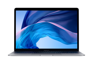 MacBook Air 13-tommer 1,1 Ghz 256 GB i Stellargrå