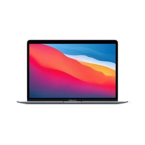 "MacBook Air 13"" M1 256 GB SSD og 16 GB minne i stellargrå"