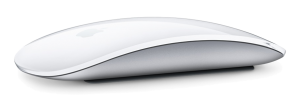 Magic Mouse 2 - sølv