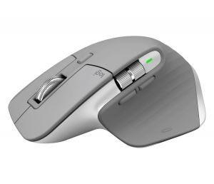 Logitech MX Master 3 Trådløs mus - melomgrå