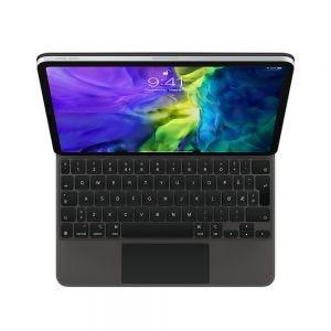 Sandstrøm deksel m. tastatur for iPad Air (sort) Tilbehør
