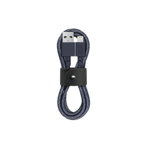 Native Union Lightning Belt Cable 1,2 m - indigo