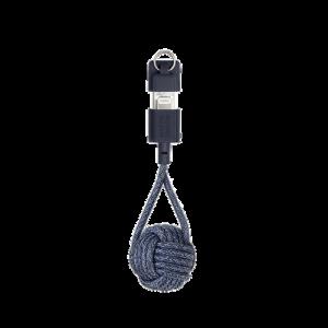 Native Union Lightning Key kabel - Indigoblå