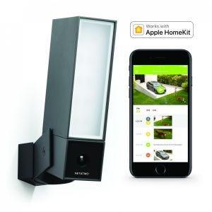 Netatmo smart utendørskamera