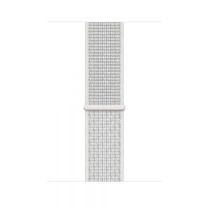 Apple Nike Sport Loop 40/38 mm - Summit White