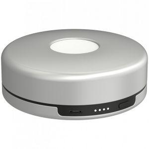 Nomad Pod reiselader for Apple Watch - sølv
