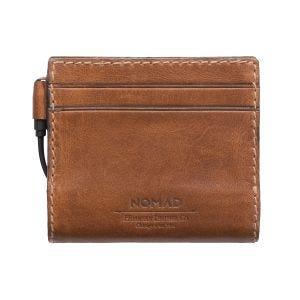 Nomad Slim lommebok med reiselader
