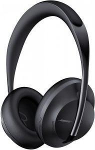 Bose 700 Noise Cancelling Hodetelefoner Svart