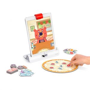 Osmo Pizza Co spill for iPad