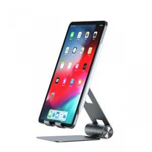 Satechi Regulerbart iPad-stativ - Stellargrå